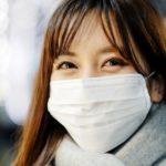 マスク乾燥①